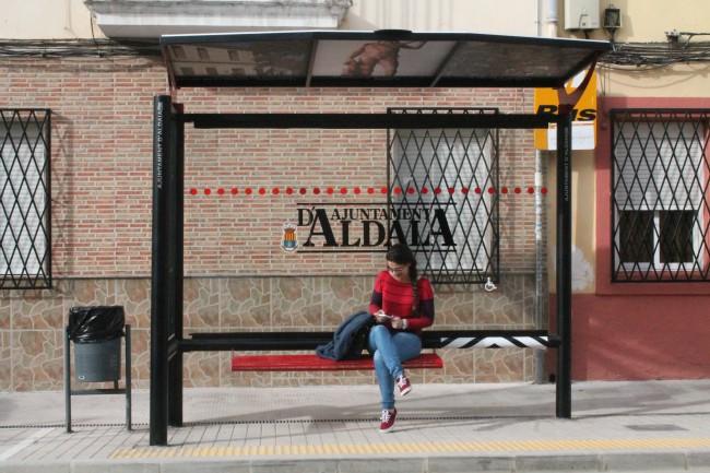aldaia mobiliario urbano