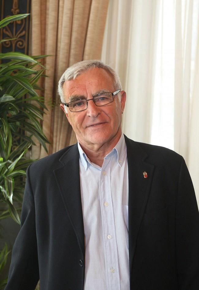 Joan Ribó, alcalde de València