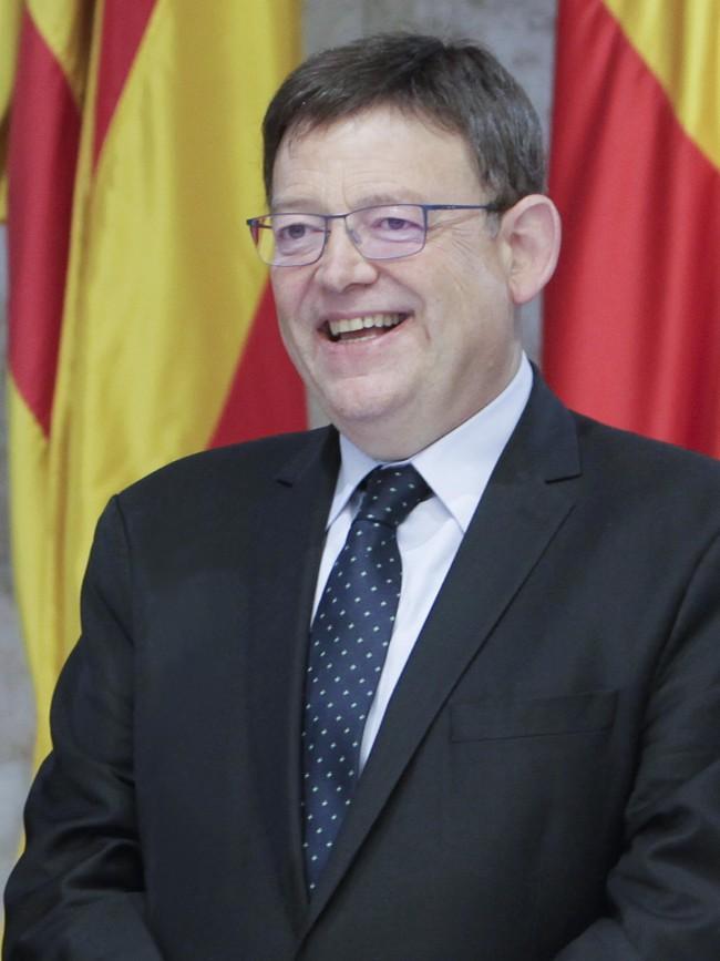 Ximo Puig. President de la Generalitat