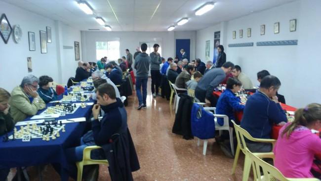 torneig d'escacs ciutat de manises