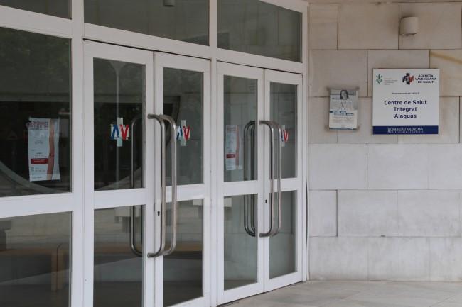 Alaquas centro de salud integrado