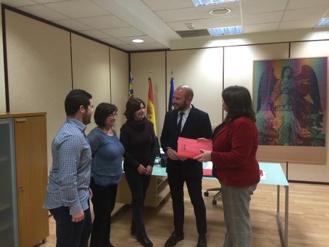 Alcasser_alcaldesa_Gaspar_Diputación