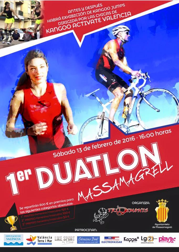 CARTEL DUATLON