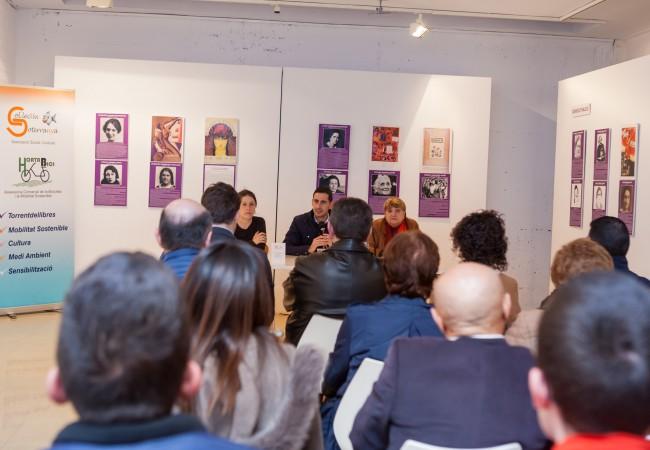 Exposició Dones de la República Museu Comarcal Horta Sud-3