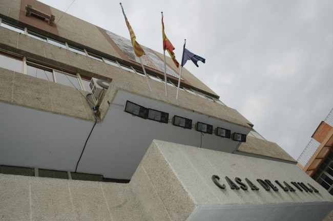 Fachada Ayuntamiento Mslata