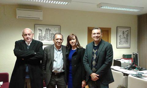 Museros visita al conseller de Educación para hablar del CEIP Blasco Ibáñez