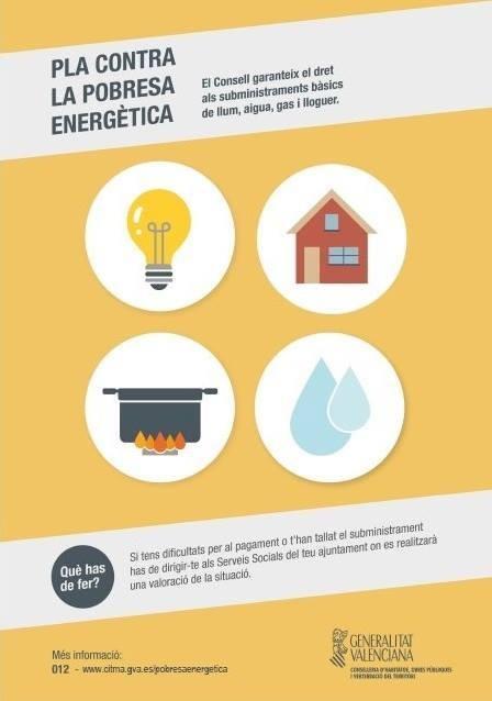 PLA CONTRA LA POBRESA ENERGÈTICA