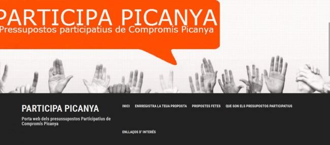 Picanya. Participa Picanya