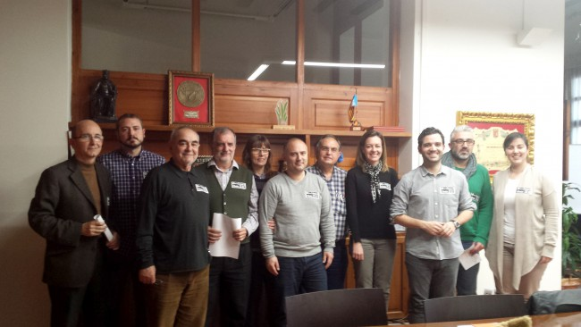 Plataforma 15m Portavoces Ayto Paterna 15-2-2016