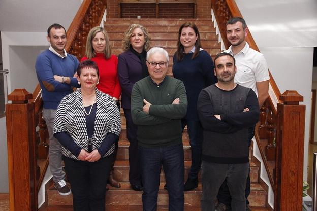 Puçol equipo de gobierno
