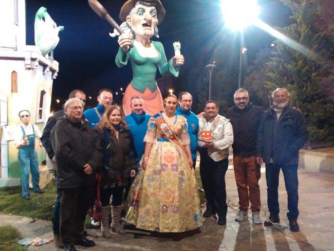 compromis per Paterna premi falla 2015