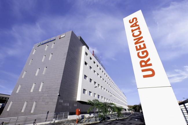 fachada urgencias hospital manises
