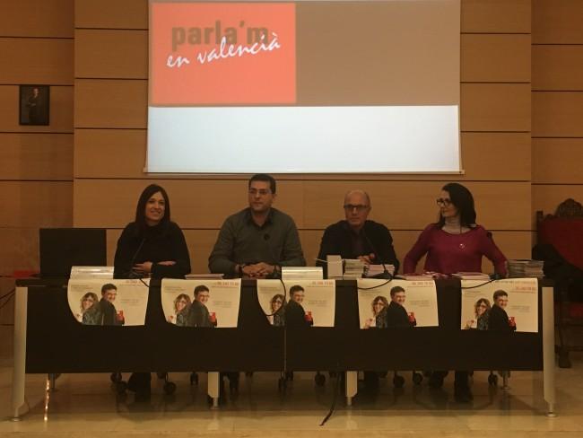 presentació voluntarial pel valencià alfafar