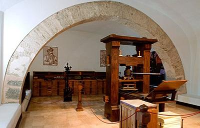 Foto: Museo de la Imprenta y las Artes Gráficas