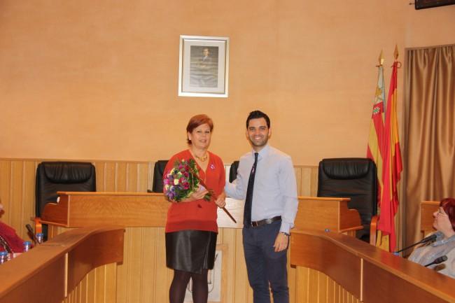 Alcaldesa Paterna -Dia de la Mujer