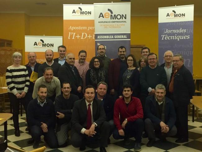 Asamblea AEMON 2016