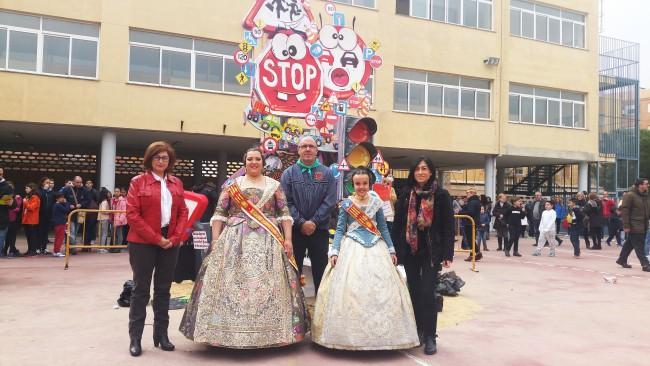 Cremà col·legi Madre Josefa Campos