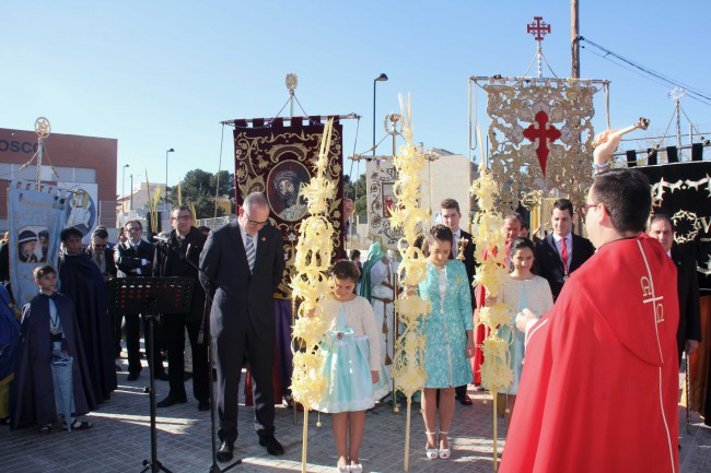 Semana Santa Torrent. Domingo de Ramos2