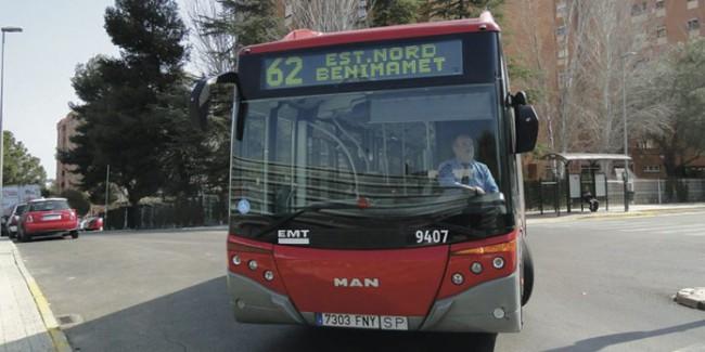 EMT Linea 62 Paterna