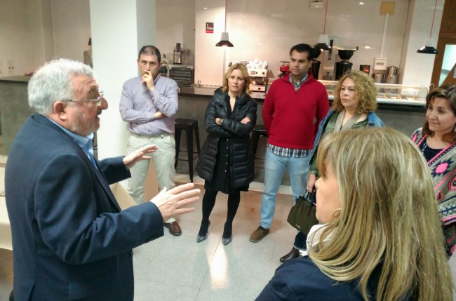 Fundación Novaterra. Visita PP
