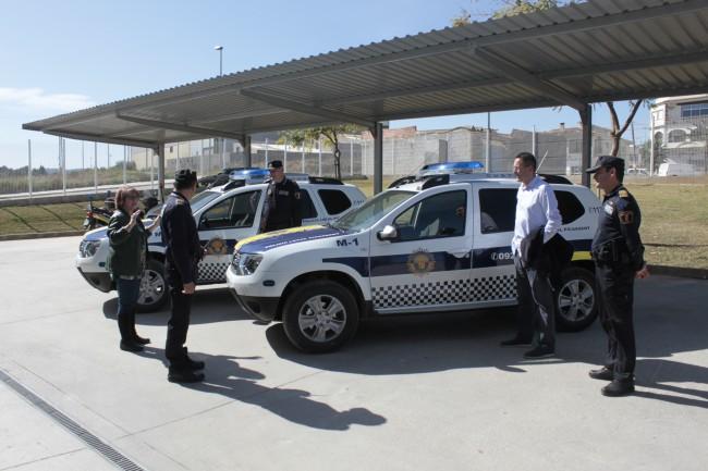 L'Ajuntament de Picassent adquireix tres nous vehicles per a la Policia Local b