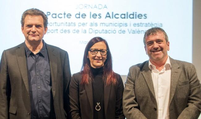 Pacte de les alcaldies pel clima i l'Energía