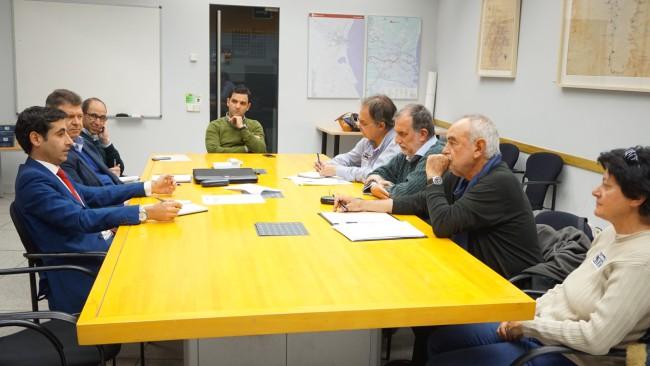 Reunión FGV Paterna