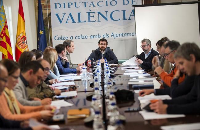 Reunión transparencia mancomunidades