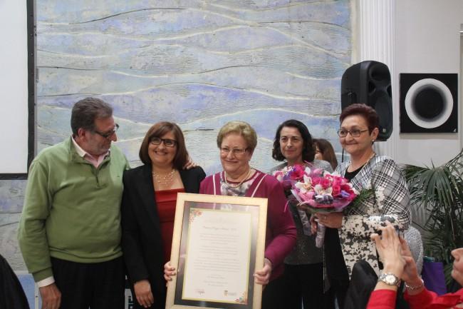 Torrent. Premio Mujer Atenea 2016