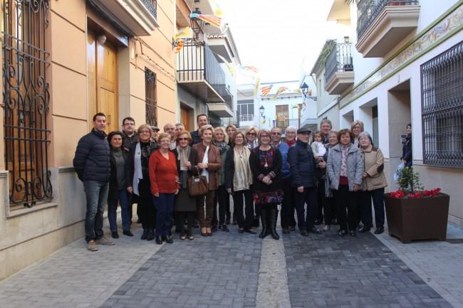 Visita oficial carrerons Picassent