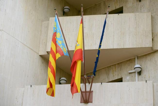 bandera unió europea paiporta (2)