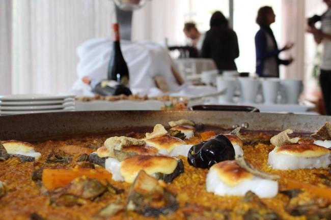 presentacion jornadas Gastronómicas de El Puig. arroz