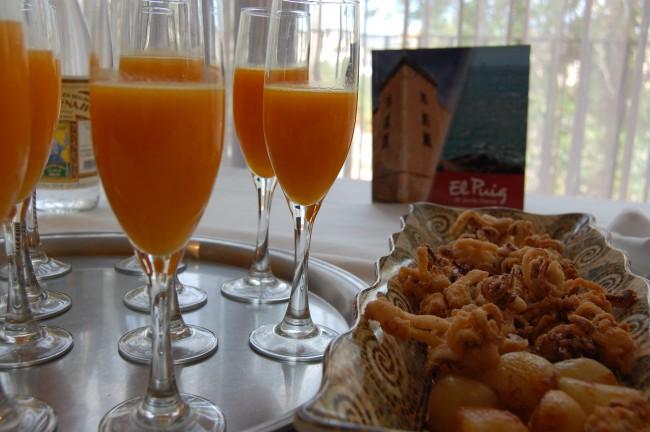 presentacion jornadas Gastronómicas de El Puig