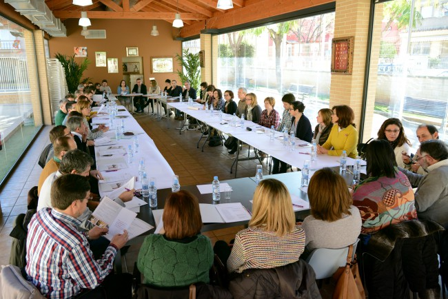 reunió tècnics linüístics Paiporta