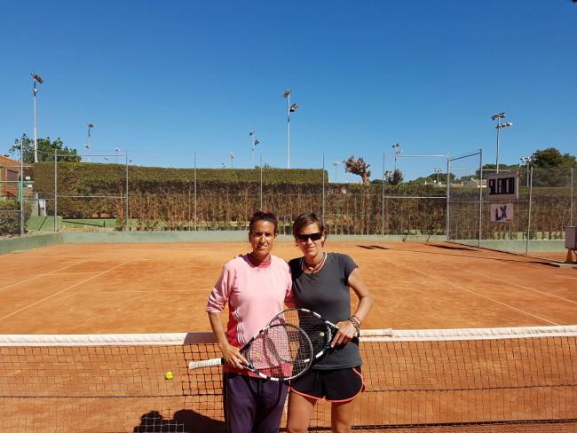 Club Español de Tenis. Equipo femenino
