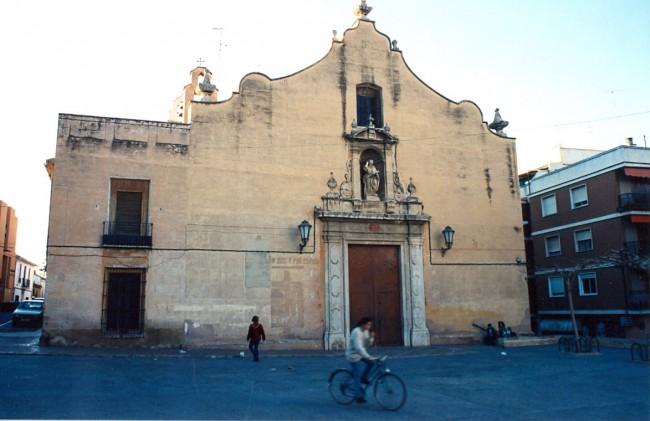 Godella. Iglesia San Bartolomé