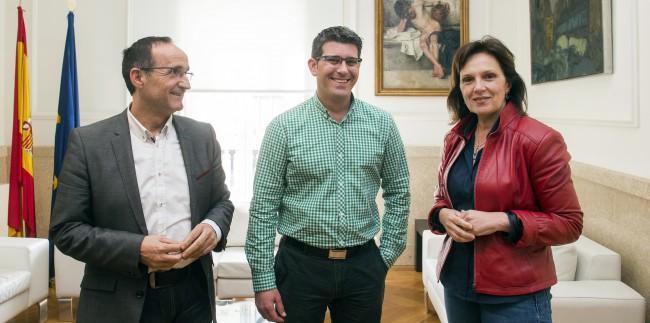 Jorge Rodríguez se reúne con alcaldesa de Quart de Poblet