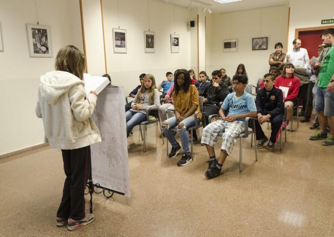 Lectura del Quijote colegio Santa Cruz-4
