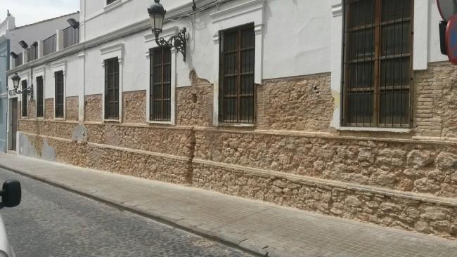 Paterna. Fachada mercado municipal