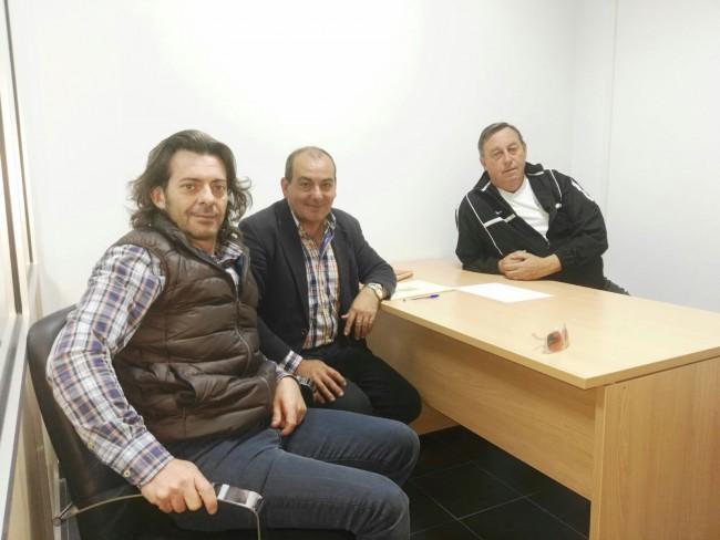 Paterna. Reunión Ayuntamiento y AVV Lloma Llarga