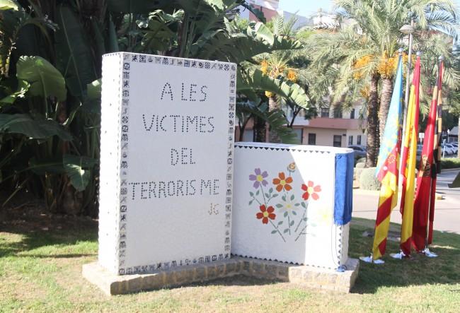 Paterna. monumento a las victimas del terrorismo