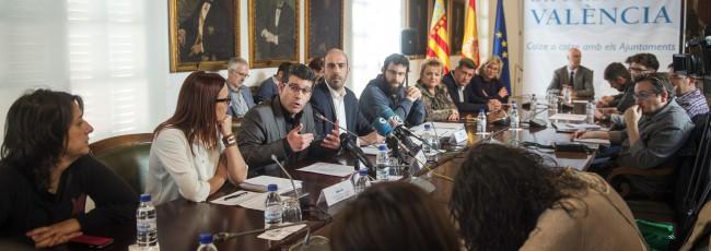 Presentación Plan carreteras 2016 Diputación