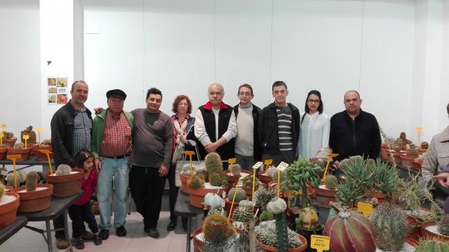 Rafelbunyol. Exposicion de cactus