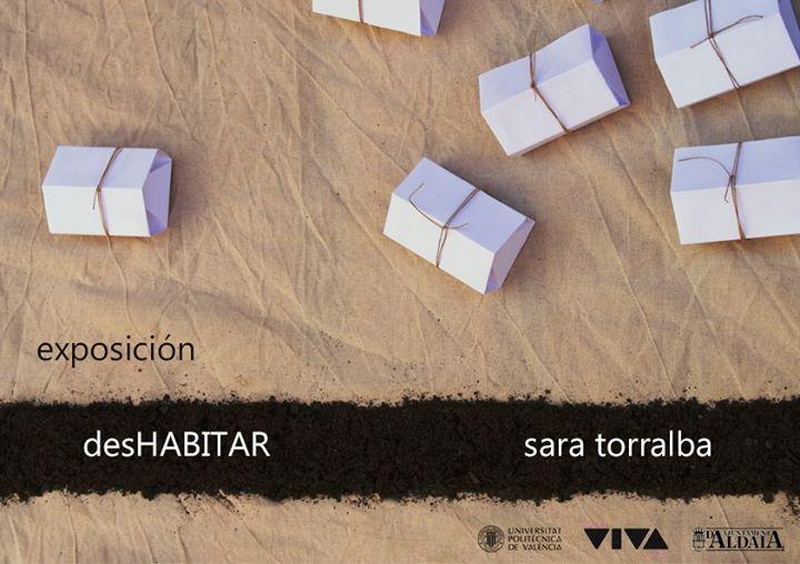 Sara Torralba. Deshabitar