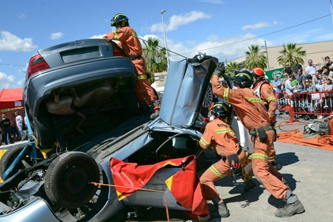 Trobada Interna de Rescat en Accidents de Trànsit paiporta (2)