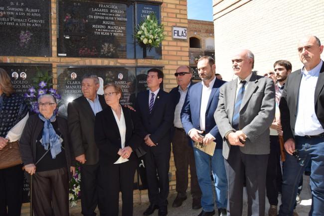 entierro teófilo alcorisa en Burjassot (2)