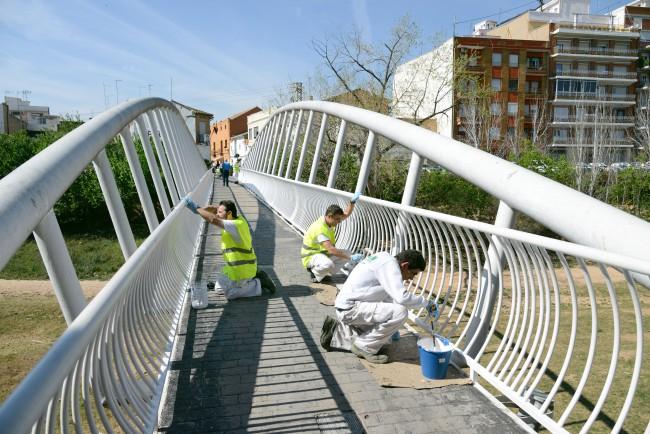 manteniment pont nou paiporta
