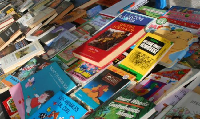 mercado intercambio libros burjassot