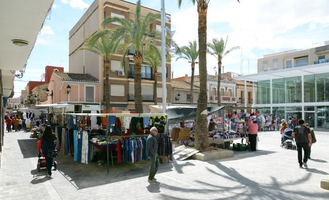 mercat ambulant de paiporta