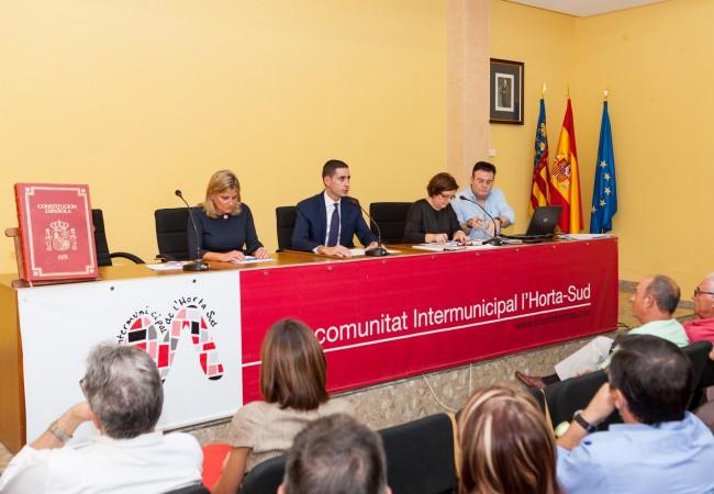Bielsa presidente Mancomunitat Horta Sud-3